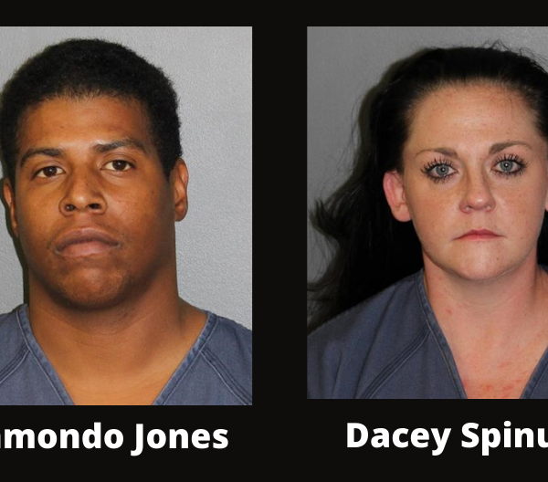 Ramondo Jones and Dacey Spinuzzi / Pueblo County Sheriff's Office