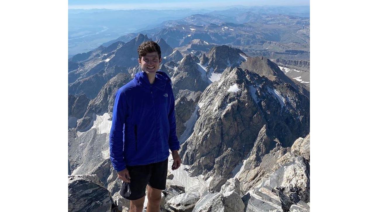 Ben Brownlee / Photo courtesy Colorado Mountain Club