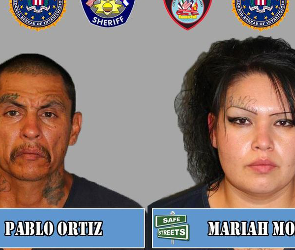Pablo Ortiz and Mariah Montano / Pueblo Police Department