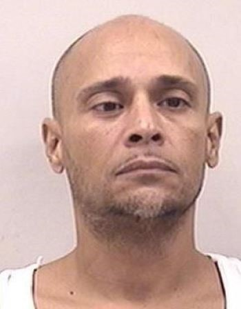 """JACINTO JONATHAN GONZALEZ is a White Male, 48 years old, 5'9"""" tall, and 172 lbs., with brown hair and brown eyes. GONZALEZ is wanted for Burglary, False Information to a Pawn Broker and Failure to Appear."""
