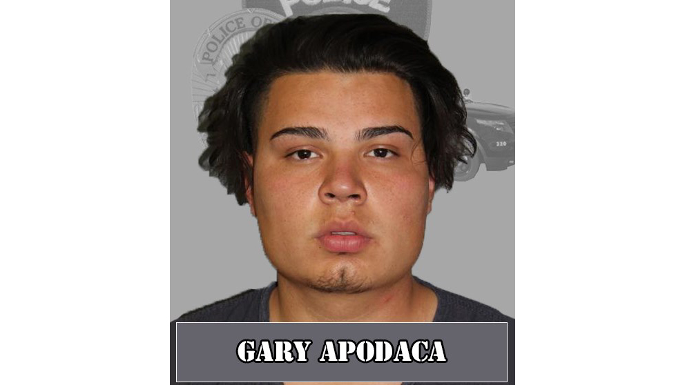 Gary Apodaca / Pueblo Police Department