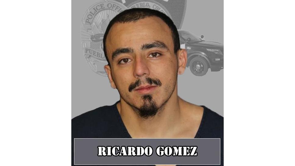 Ricardo Gomez / Pueblo Police Department