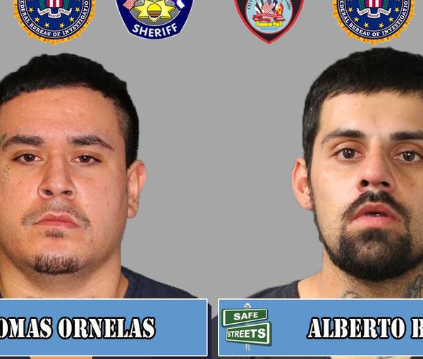 Tomas Ornelas and Alberto Baca / Pueblo Police Department
