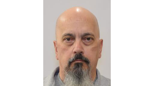 Warren Wayne Carrell / El Paso County Sheriff's Office