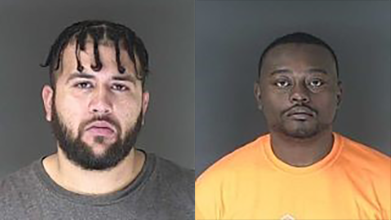Alejandro Barcelo and Jontrell Lockett / El Paso County Sheriff's Office