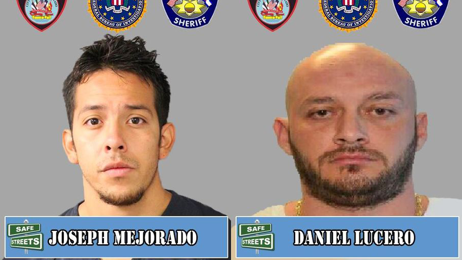Joseph Mejorado and Daniel Lucero / Pueblo Police Department