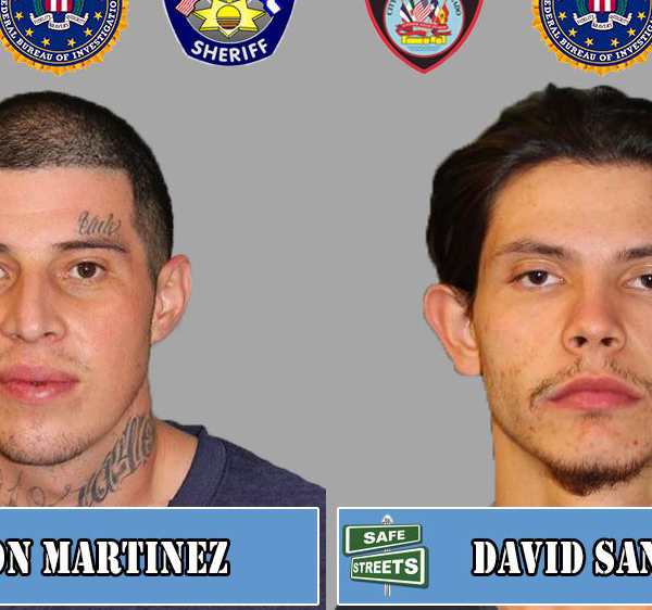 Jason Martinez and David Sanchez / Pueblo Police Department