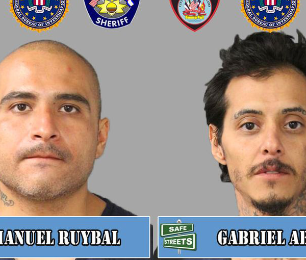 Manuel Ruybal and Gabriel Abeytia / Pueblo Police Department