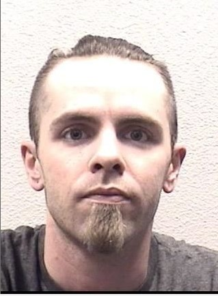"""JUSTIN DEAN BALLARD is a White Male, 35 years old, 5'8"""" tall, and 130 lbs., with brown hair and hazel eyes. BALLARD is wanted for Sexual Exploitation of a Child (x2)."""