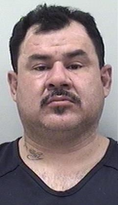 "GEORGE AMANDO PEREZ is a White Male, 39 years old, 5'9"" tall, and 190 lbs., with brown hair and brown eyes. PEREZ is wanted for Violation P/O, Assault 3, Harassment, Weapon Possession – Previous Offender, Violation of Bail Bond Conditions, Weapon – Prohibited Use (Drunk), Carrying a Concealed Weapon, Habitual Criminal, Vehicular Assault – DUI, Vehicular Assault – Reckless, Driving Under Influence, Attempt to Influence Public Servant, Reckless Driving, Driving with Revoked License, Open Container and Marijuana in Vehicle."