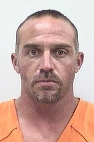 "JACOB MICHAEL RIESE is a White Male, 38 years old, 6'2"" tall and 165 lbs., with brown hair and hazel eyes. RIESE is wanted for Trespass Auto w/Intent to Commit Crime, Criminal Impersonation (x2), Theft (x3), False Reporting, Forgery and Controlled Substance."