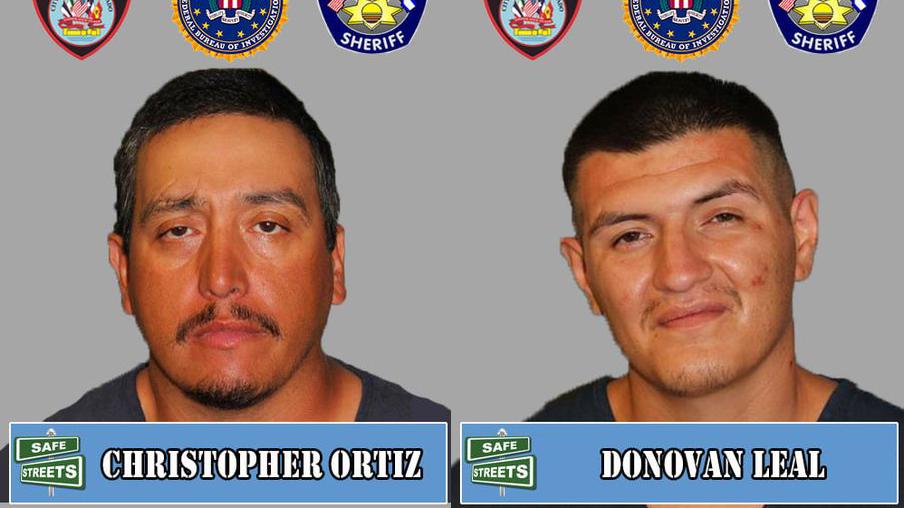 Christopher Ortiz and Donovan Leal / Pueblo Police Department