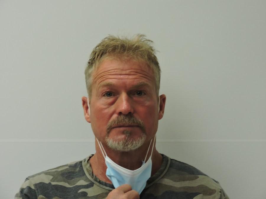 Mugshot of Barry Morphew / Courtesy Chaffee County Sheriff's Office