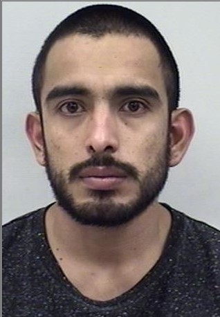"""MANUEL ARMANDO HERNANDEZ-URIBE is a White Male, 29 years old, 5'10"""" tall, and 160 lbs., with black hair and brown eyes. HERNANDEZ-URIBE is wanted for Kidnapping, Assault 2 – Strangulation, Sexual Contact – No Consent, Child Abuse, Assault 3 and Harassment."""
