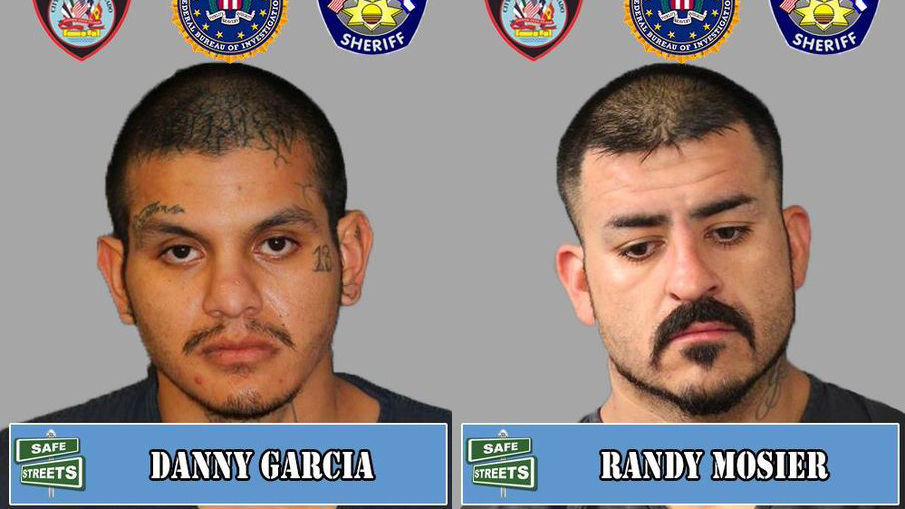 Danny Garcia and Randy Mosier / Pueblo Police Department