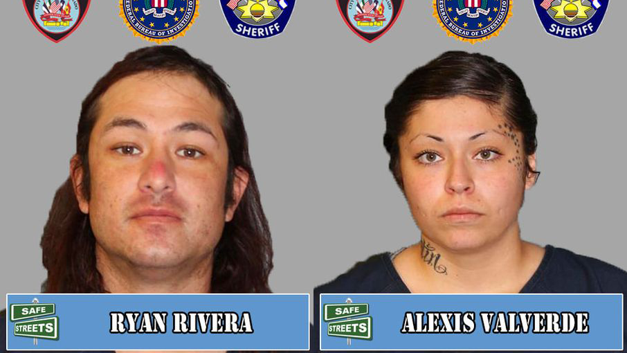Ryan Rivera and Alexis Valverde / Pueblo Police Department