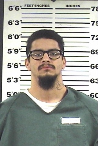 """SAMUEL LOPEZ is a Hispanic Male, 31 years old, 6'1"""" tall, and 201 lbs., with black hair and brown eyes. LOPEZ is wanted for Failure to Appear – 2nd Degree Assault and Controlled Substance Possession."""