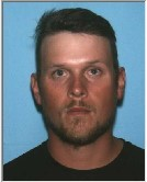 """JOHNATHAN DANIEL PERRY is a White Male, 30 years old, 6'2"""" tall, and 200 lbs., with brown hair and green eyes. PERRY is wanted for Murder 2 – Att., Assault 2 – Strangulation, Felony Menacing w/Weapon, Assault 3 – Negligent w/Deadly Weapon, Theft and Harassment."""