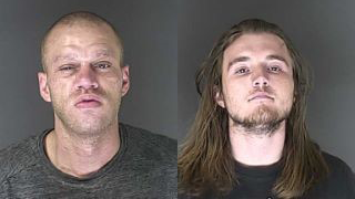 Ramo Thorne and Sean Andresen / Courtesy El Paso County Sheriff's Office