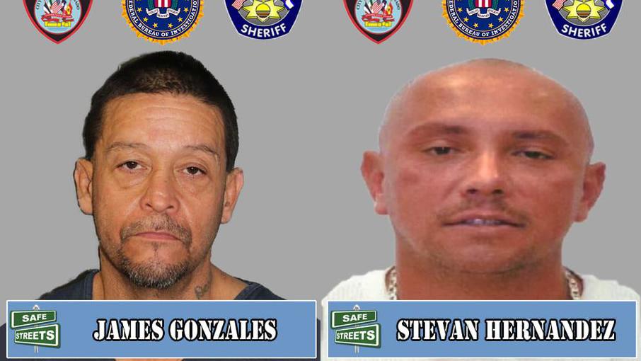 James Gonzales and Stevan Hernandez / Pueblo Police Department
