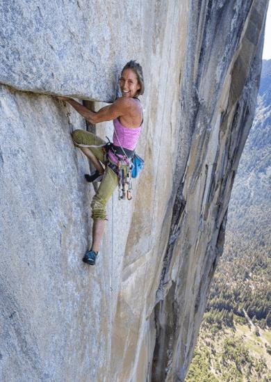 UCCS Graduate student free climbs El Capitan