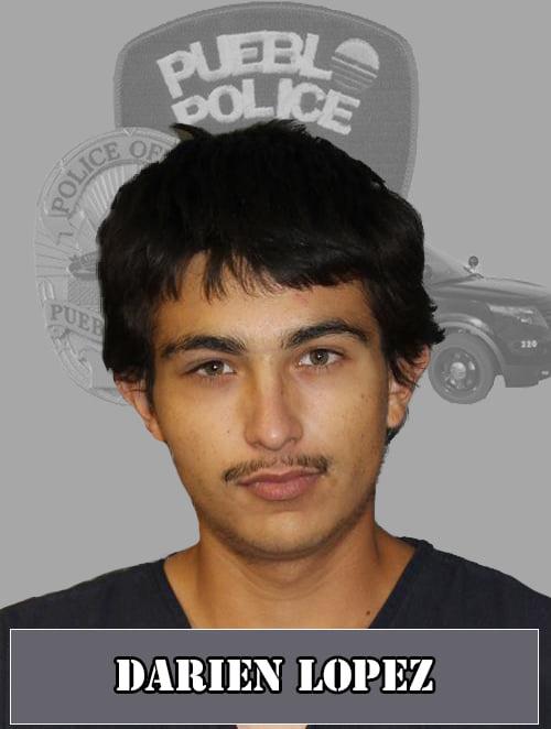 Darien Lopez / Courtesy Pueblo Police Department