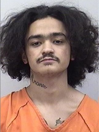 """RAEKWON MALIK-DEION FUTRELL is a Black Male, 20 years old, 5'8"""" tall, and 135 lbs., with black hair and brown eyes. FUTRELL is wanted for Kidnapping 2, Stalking (2), Criminal Mischief (2), Violation of Protection Order (4), Menacing, Harassment (2), Driving w/o License and Robbery w/Weapon."""